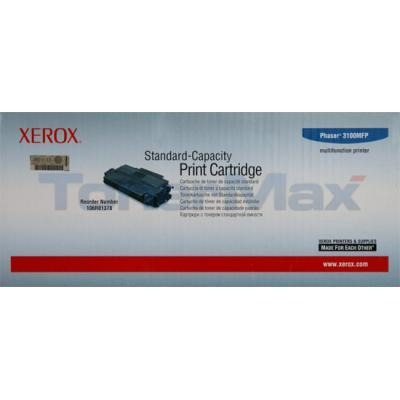 XEROX PHASER 3100MFP PRINT CART BLACK 2.2K